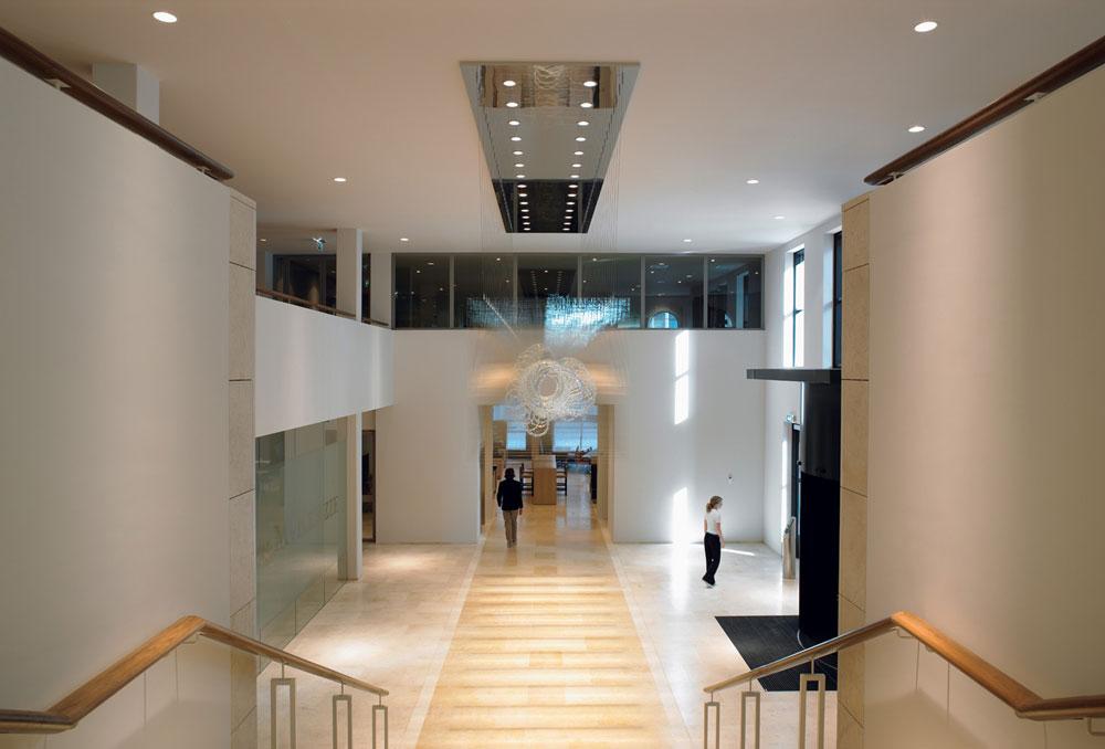 On dise o products luxspace by philips espa a - Iluminacion de interiores ...