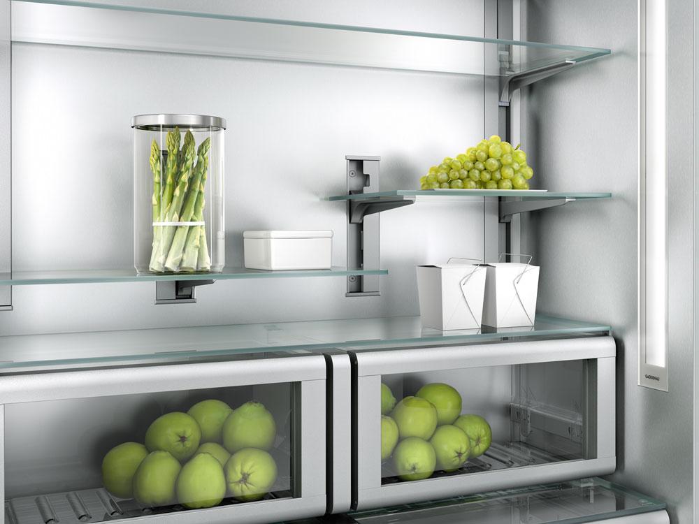on dise o productos vario cooling serie 400 de gaggenau. Black Bedroom Furniture Sets. Home Design Ideas
