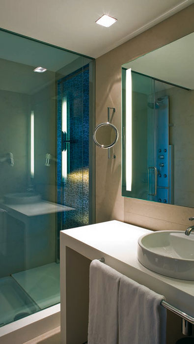 On dise o proyectos hotel barcel m laga for Hotel diseno malaga
