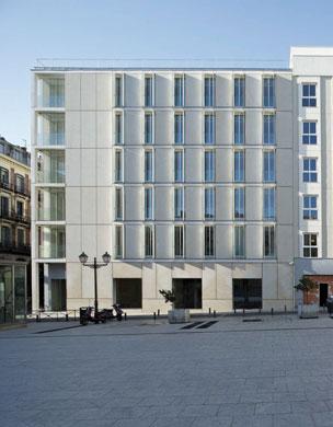 On dise o proyectos edificio de viviendas en madrid - Arquitectura tecnica madrid ...