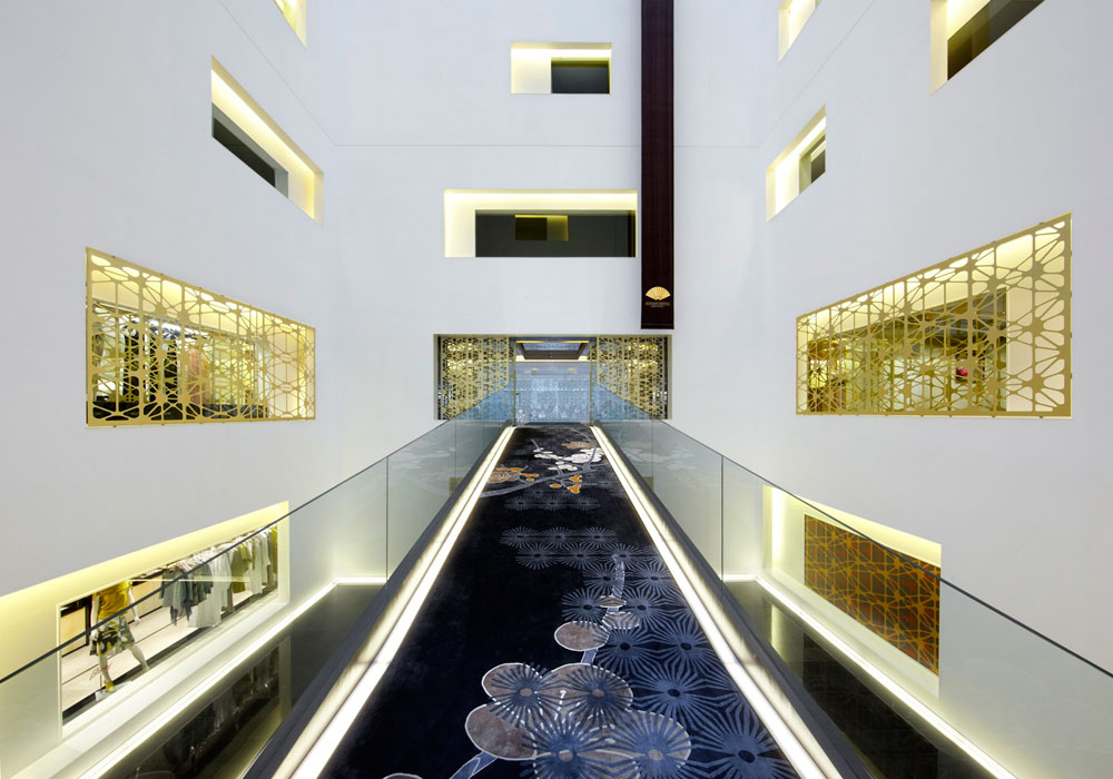 On dise o proyectos mandarin oriental barcelona for Top design hotels barcelona