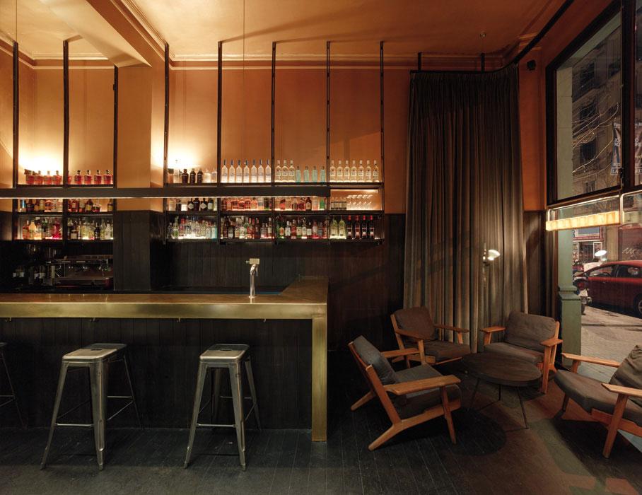 On dise o proyectos caf lexington - Diseno cafeterias modernas ...