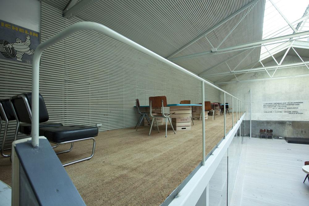 On dise o proyectos oficinas hub madrid for Oficinas linea madrid