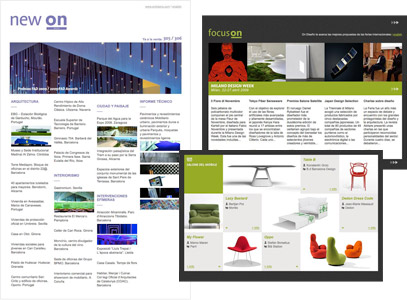 newsletters On Diseño